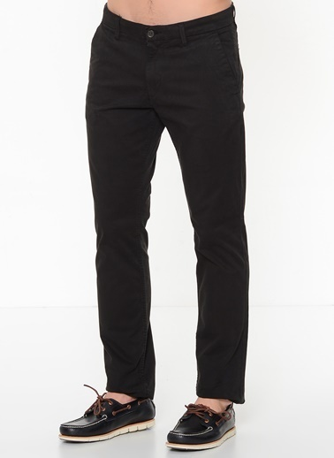 Timberland Sargent Lake Stretch Twill Slim Chino Siyah